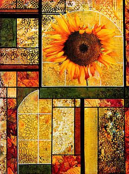 Splendour of the seasons - Fall by Lynn Lawson Pajunen