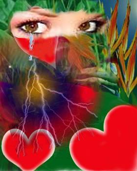 Split Hearts by Aldonia Bailey