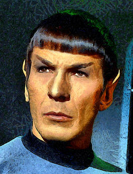 Spock by Antonella Torquati