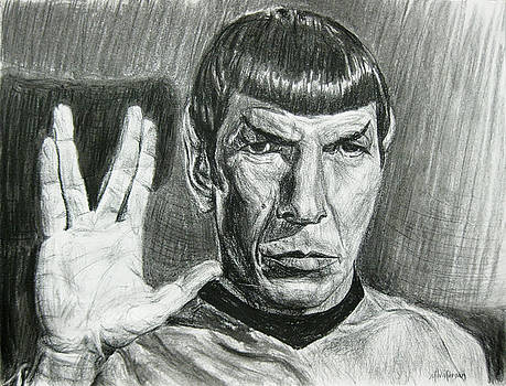 Michael Morgan - Spock