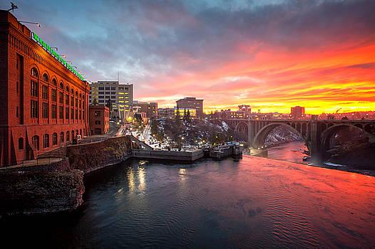 Spokane by James Richman