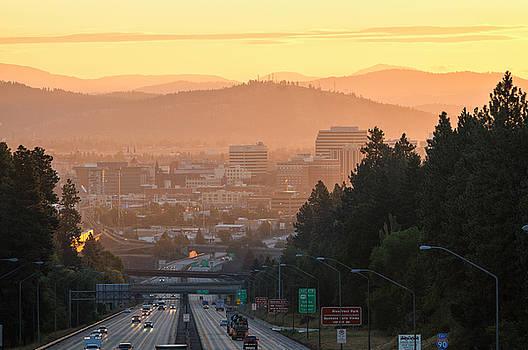 Spokane, Washington by James Richman