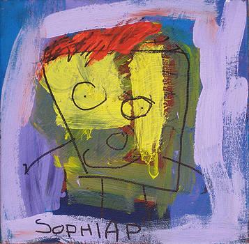 Sponge Bob. 2008. by Sophia Pontet
