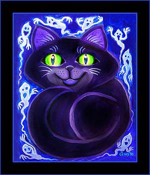Nick Gustafson - Spooky Cat