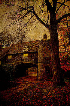 Spooky house by Martin Fry