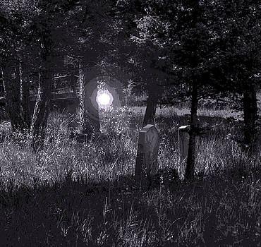 Spooky Spirit by D Nigon