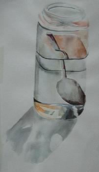 Spoon In A Jar by Kellie Hogben