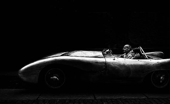 Sports car by Livio Ferrari
