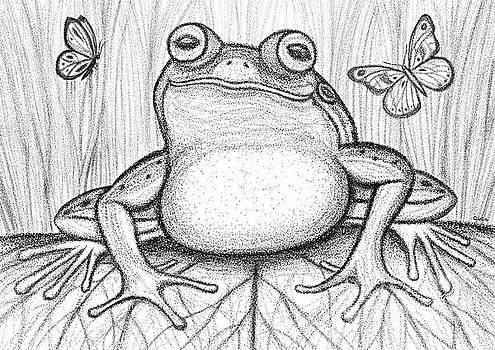 Nick Gustafson - Spotted Frog