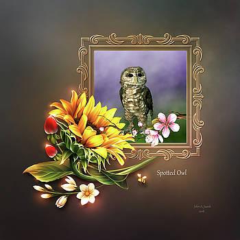 John Junek - Spotted Owl