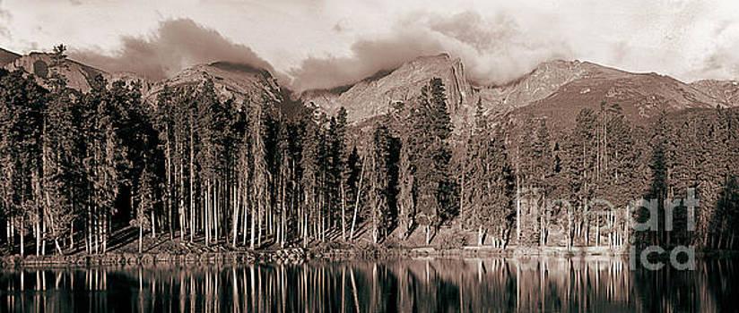Sprague Lake Morning by Thomas Bomstad