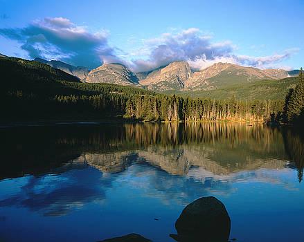 Sprauge Lake by Rex E Ater