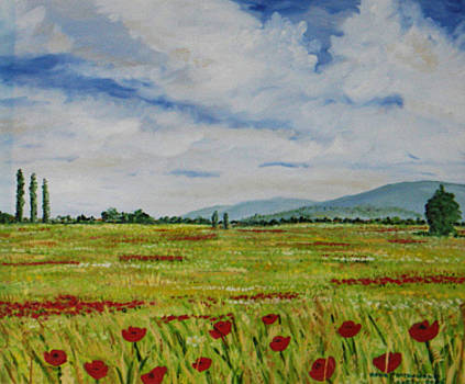 Spring by Anna Witkowska