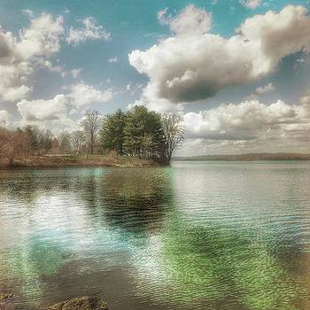 Spring at Cowan Lake by Phunny Phace