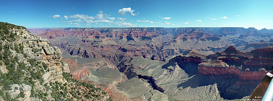 Spring at Grand Canyon by Rafn Stefansson
