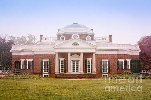 Spring at Monticello by Heidi Hermes