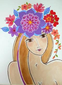 Spring Awakening by Mary Maki Rae