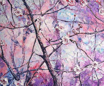 Spring Bloom by Keren Gorzhaltsan