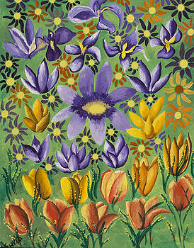 Spring Bloom by Sweta Prasad
