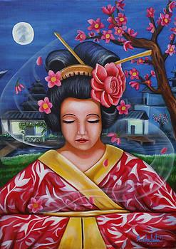 Spring Blossom by Ruben Archuleta - Art Gallery