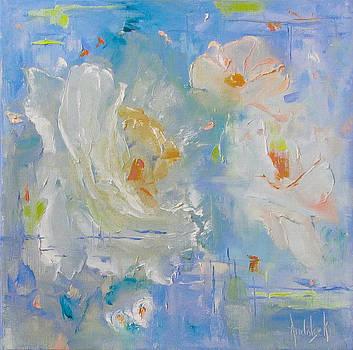 Spring Blossoms by Barbara Andolsek