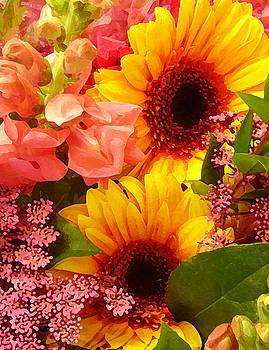 Amy Vangsgard - Spring Bouquet 1