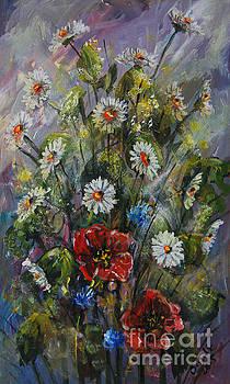 Spring Bouquet by Dariusz Orszulik