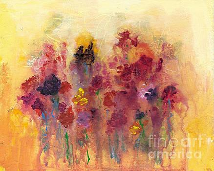Spring Bouquet by Patricia Riascos