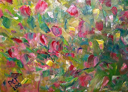 Patricia Taylor - Spring Bouquet