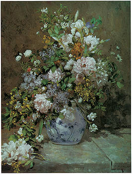 Pierre-Auguste Renoir - Spring Bouquet
