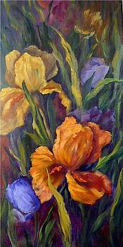 Spring Brilliance by Elaine Bailey