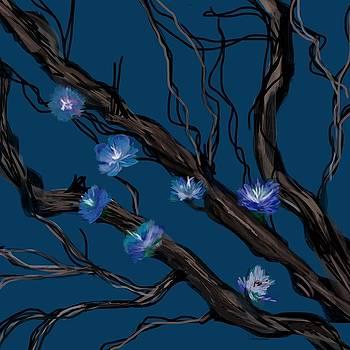 Spring buds by Christine Fournier