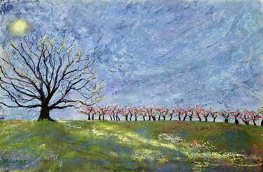 Spring Celebration by Linda Dessaint