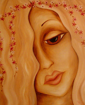 Spring Child by Karen R Scoville