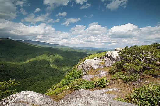 Spring Cliffs by Jim Neal