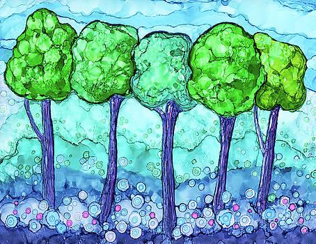 Spring Daydream by Jennifer Allison