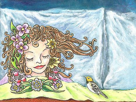Pegeen  Shean  - Spring Dreaming