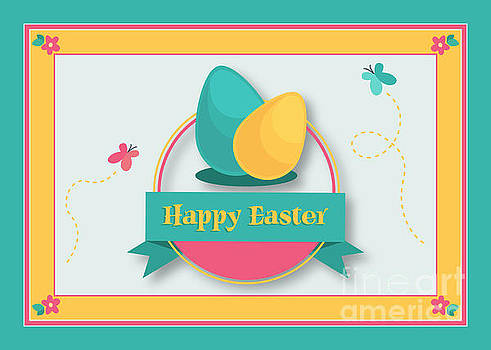 Spring Easter by JH Designs
