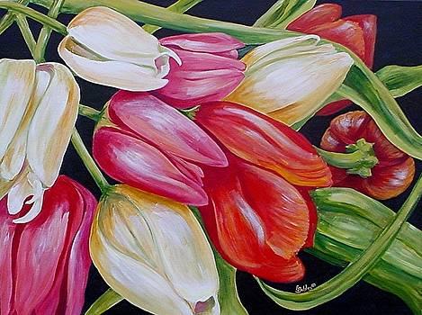 Spring Elegance by Elaine Balsley