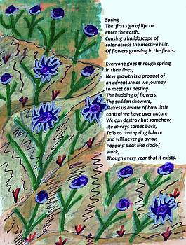 Spring by Elinor Helen Rakowski