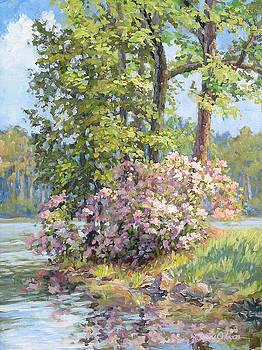 Spring Festival by L Diane Johnson