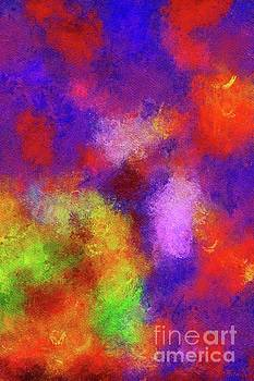 Tito - Spring Flowers, Abstract Painting by Tito