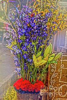 Sandy Moulder - Spring Flowers For Sale