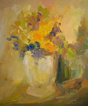 Spring Flowers  by Roland Kay