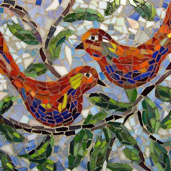 Spring Friends by Anju Jolly