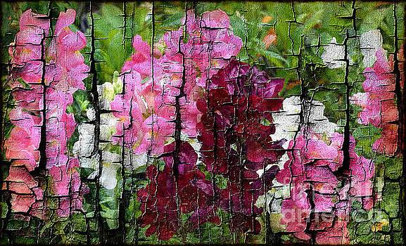 Spring Garden H131716 by Mas Art Studio