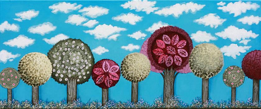 Spring grove by Graciela Bello