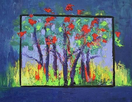 Spring in Burnt Store by Karin Eisermann