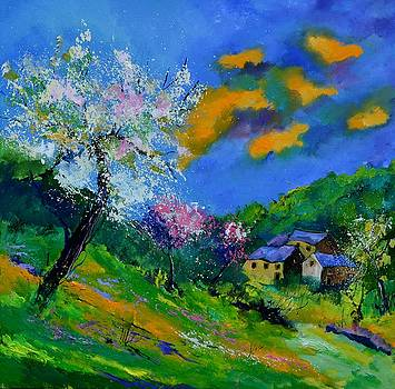 Spring in Ouroy by Pol Ledent