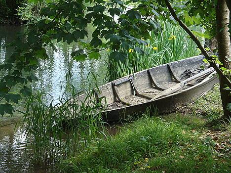 Cathy MONNIER - Spring in the wetlands Marais Poitevin